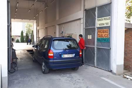Slika Tehnički pregled Modena